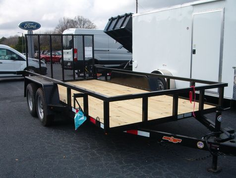 2019 Down To Earth Utility 6x14 Tandem  in Madison