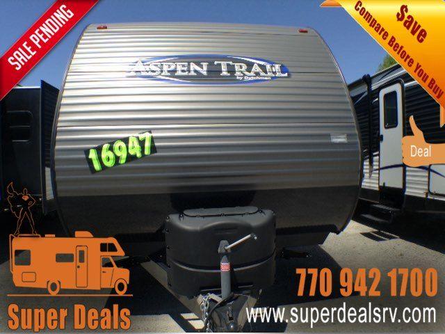2018 Dutchmen Aspen Trail 2460RLS