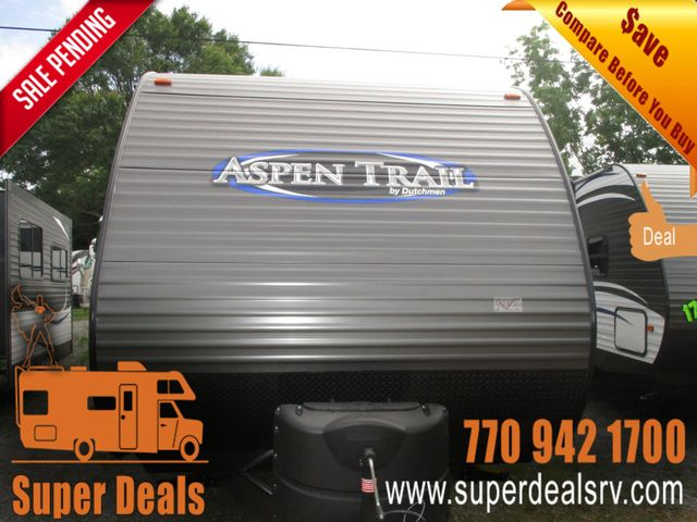 2018 Dutchmen Aspen Trail 2870RKS-NEW