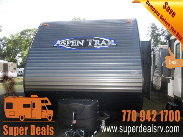 2018 Dutchmen Aspen Trail 2790BHS