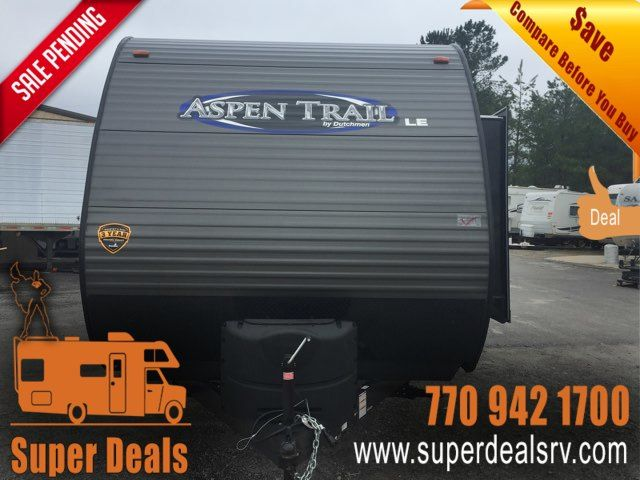 2018 Dutchmen ASPEN TRAIL 26BH-NEW