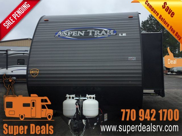 2018 Dutchmen ASPEN TRAIL LE 26BH-NEW