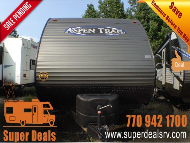 2018 Dutchmen ASPEN TRAIL 2860RLS-NEW