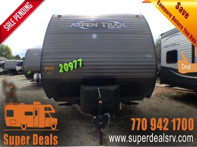 2018 Dutchmen ASPEN TRAIL 2880RKS in Temple GA, 30179