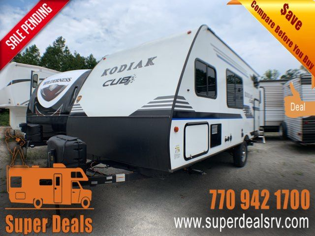 2018 Dutchmen Kodiak Cub 175BH in Temple, GA 30179