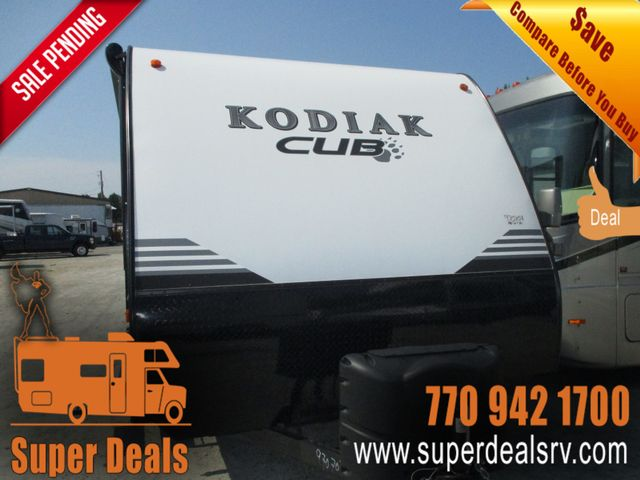 2018 Dutchmen Kodiak 175BH