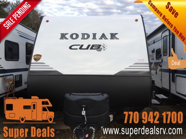 2018 Dutchmen KODIAK 175BH in Temple GA, 30179