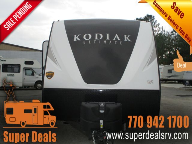 2018 Dutchmen KODIAK ULTIMATE 291RESL-NEW