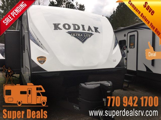 2018 Dutchmen KODIAK ULTRA-LITE 253RBSL-NEW in Temple, GA 30179