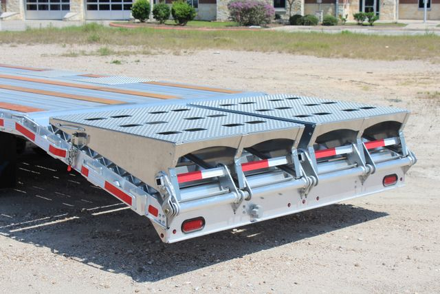 2018 Eby 35' GN EQUIPMENT Flatbed Equipment Trailer 25K GVWR 12Ks 6,800 lbs. CONROE, TX 12