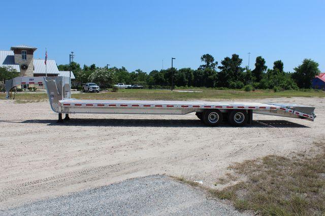 2018 Eby 35' GN EQUIPMENT Flatbed Equipment Trailer 25K GVWR 12Ks 6,800 lbs. CONROE, TX 9