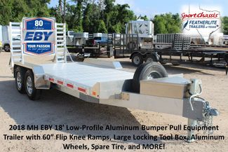 2018 Eby BP14kEquipment 14k Equipment Low-Profile CONROE, TX