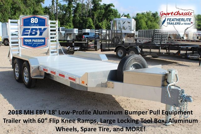2018 Eby BP14kEquipment 14k Equipment Low-Profile CONROE, TX 0