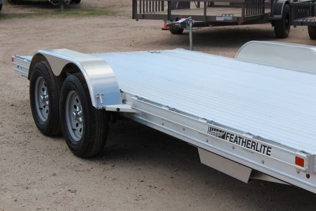 2018 Featherlite 3110 - 17'6 17'6 Open Car Trailer CONROE, TX 1