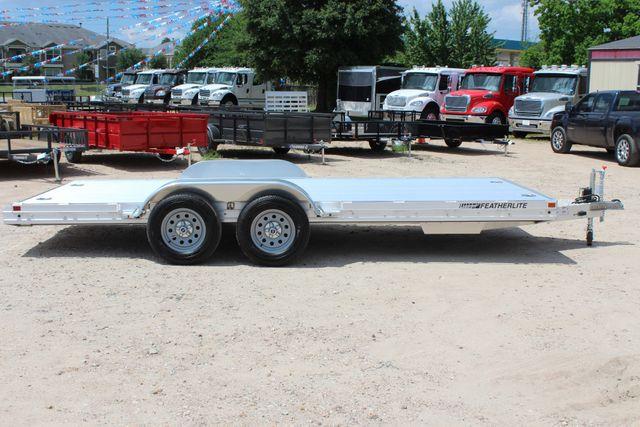 2018 Featherlite 3110 - 17'6 17'6 Open Car Trailer CONROE, TX 21