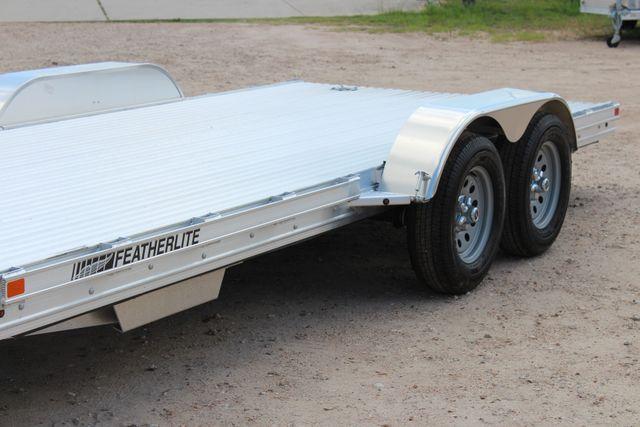 2018 Featherlite 3110 - 17'6 17'6 Open Car Trailer CONROE, TX 6