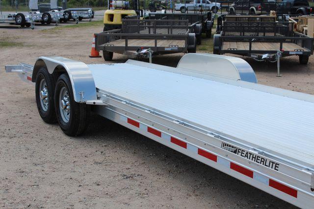 2018 Featherlite 3110 - 24 24' Open Car Trailer CONROE, TX 1