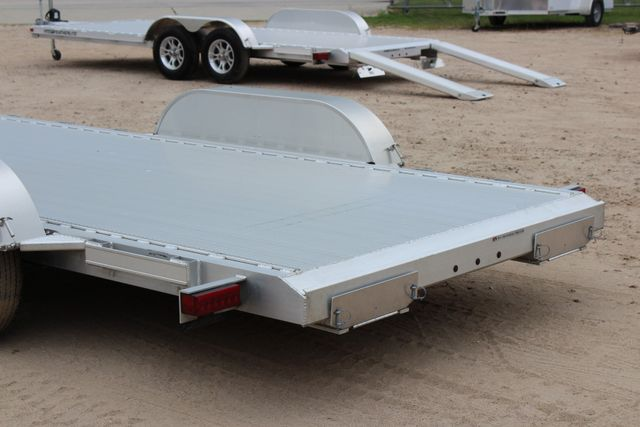 2018 Featherlite 3182 18' OPEN CAR TRAILER CONROE, TX 10