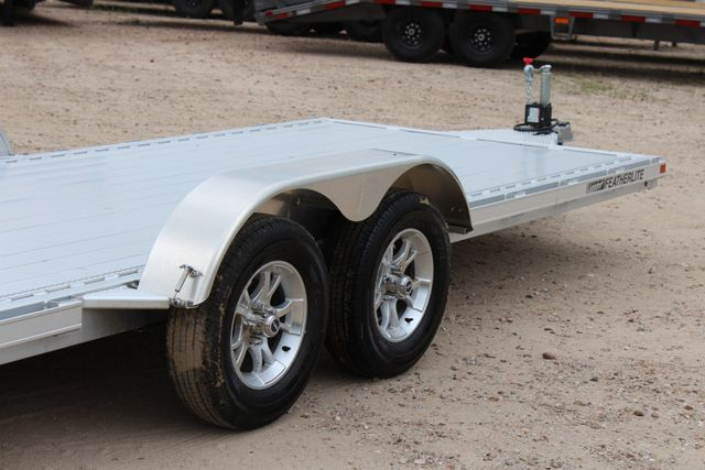2018 Featherlite 3182 18' OPEN CAR TRAILER CONROE, TX 16