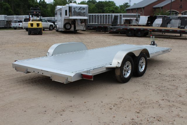 2018 Featherlite 3182 18' OPEN CAR TRAILER CONROE, TX 17