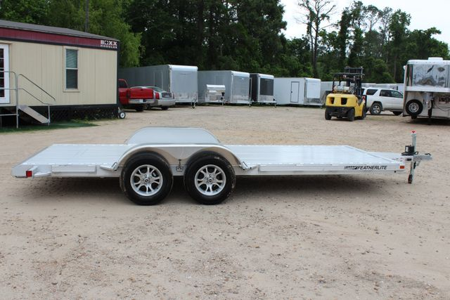 2018 Featherlite 3182 18' OPEN CAR TRAILER CONROE, TX 18