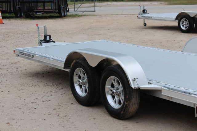 2018 Featherlite 3182 18' OPEN CAR TRAILER CONROE, TX 9