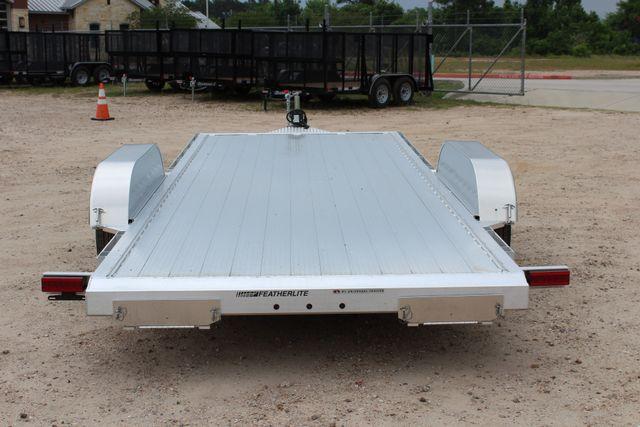 2018 Featherlite 3182 18' OPEN CAR TRAILER CONROE, TX 13