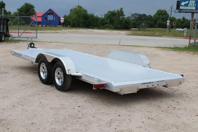 2018 Featherlite 3182 18' OPEN CAR TRAILER CONROE, TX 9