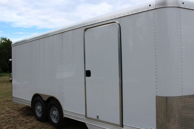 2018 Featherlite 4926 - 20 20' Enclosed Car/ Utility CONROE, TX 1