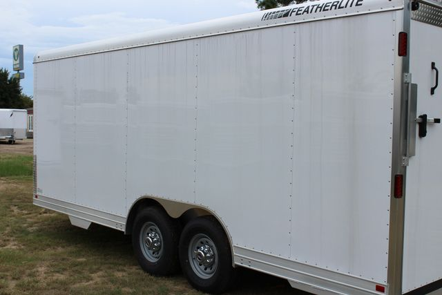 2018 Featherlite 4926 - 20 20' Enclosed Car/ Utility CONROE, TX 10