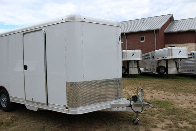 2018 Featherlite 4926 - 20 20' Enclosed Car/ Utility CONROE, TX 2