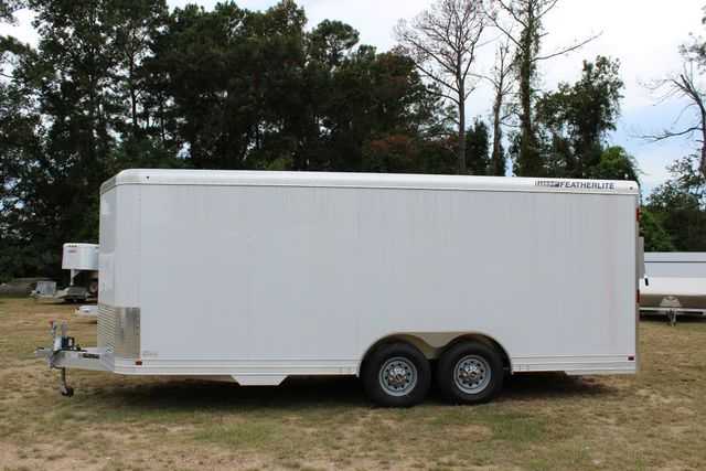 2018 Featherlite 4926 - 20 20' Enclosed Car/ Utility CONROE, TX 8
