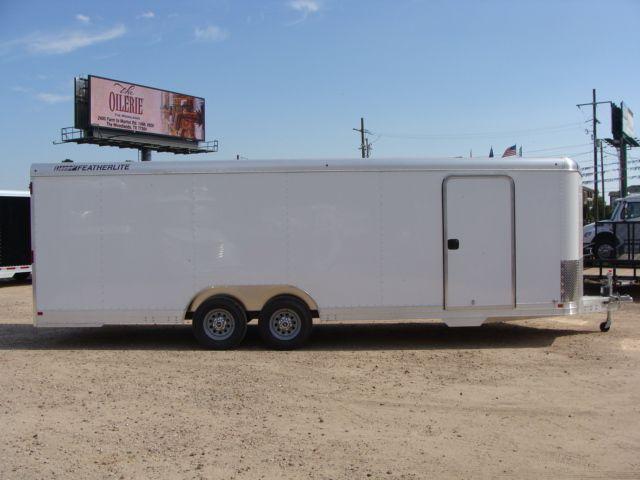 2018 Featherlite 4926 - 24' Enclosed Car / Utility Trailer CONROE, TX 24