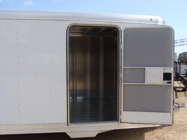 2018 Featherlite 4926 - 24' Enclosed Car / Utility Trailer CONROE, TX 25