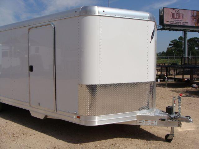 2018 Featherlite 4926 - 24' Enclosed Car / Utility Trailer CONROE, TX 2
