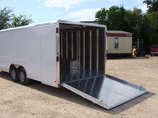 2018 Featherlite 4926 - 24' Enclosed Car / Utility Trailer CONROE, TX 11