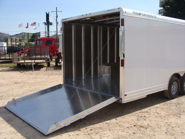 2018 Featherlite 4926 - 24' Enclosed Car / Utility Trailer CONROE, TX 21