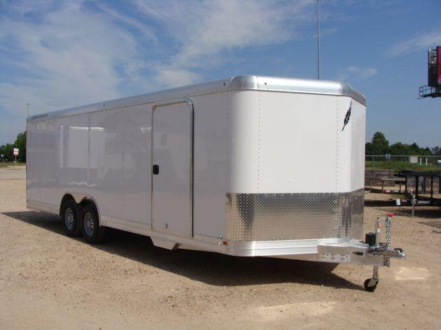 2018 Featherlite 4926 - 24' Enclosed Car / Utility Trailer CONROE, TX 26