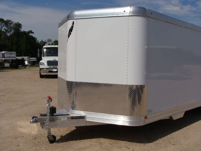 2018 Featherlite 4926 - 24' Enclosed Car / Utility Trailer CONROE, TX 4