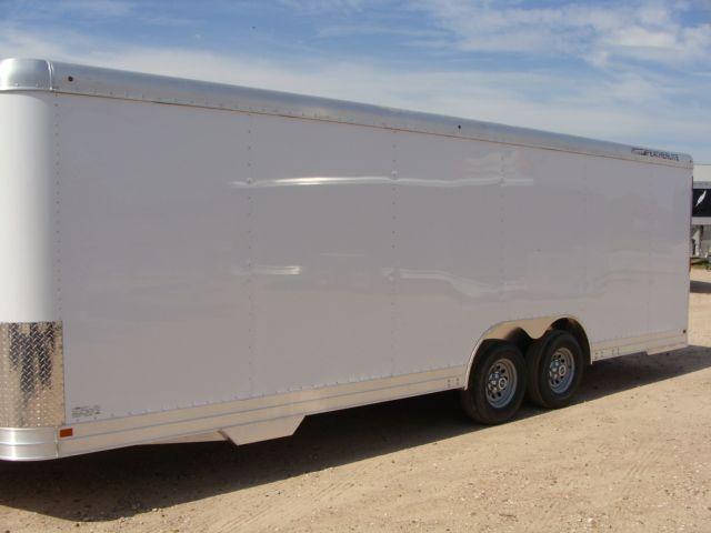 2018 Featherlite 4926 - 24' Enclosed Car / Utility Trailer CONROE, TX 5