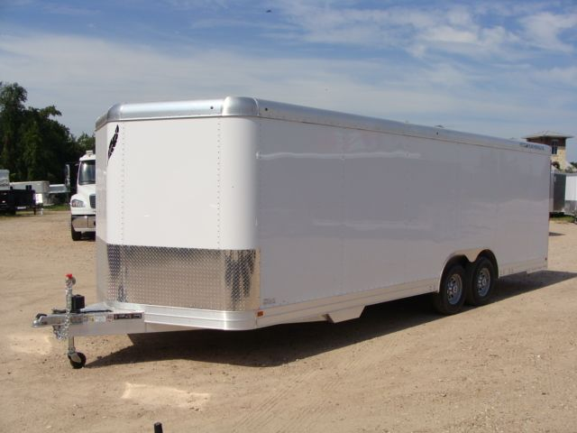 2018 Featherlite 4926 - 24' Enclosed Car / Utility Trailer CONROE, TX 6