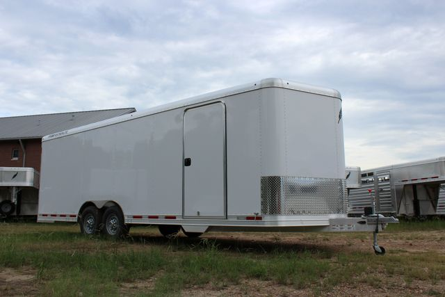 2018 Featherlite 4926 - 24 24' Enclosed Car/ Utility CONROE, TX 24