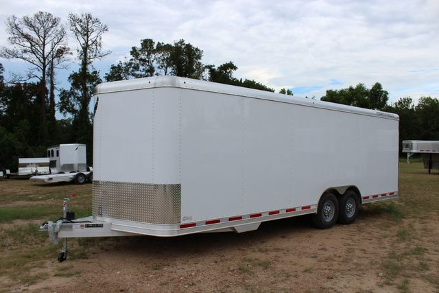 2018 Featherlite 4926 - 24 24' Enclosed Car/ Utility CONROE, TX 9