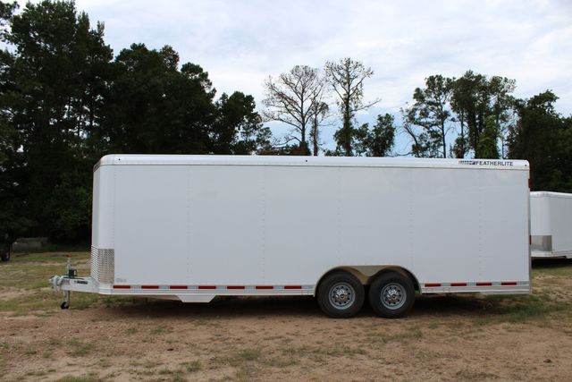 2018 Featherlite 4926 - 24 24' Enclosed Car/ Utility CONROE, TX 10