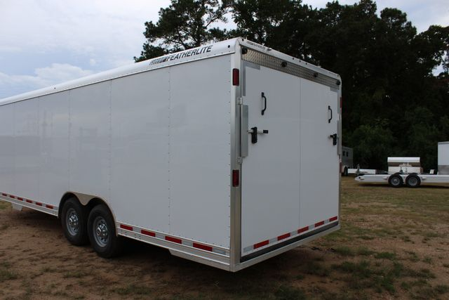 2018 Featherlite 4926 - 24 24' Enclosed Car/ Utility CONROE, TX 13