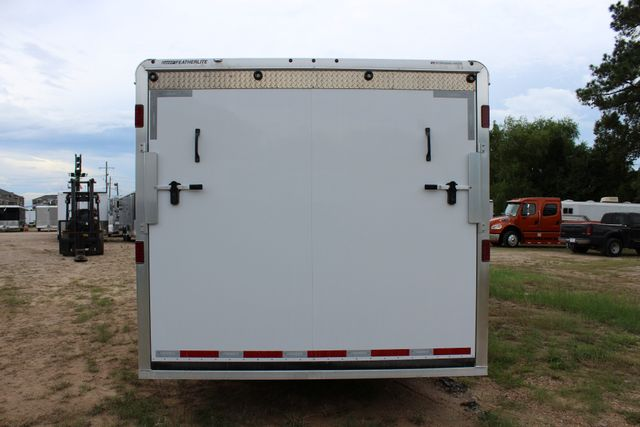 2018 Featherlite 4926 - 24 24' Enclosed Car/ Utility CONROE, TX 15