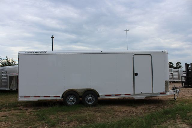 2018 Featherlite 4926 - 24 24' Enclosed Car/ Utility CONROE, TX 23