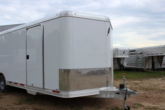 2018 Featherlite 4926 - 24 24' Enclosed Car/ Utility CONROE, TX 2