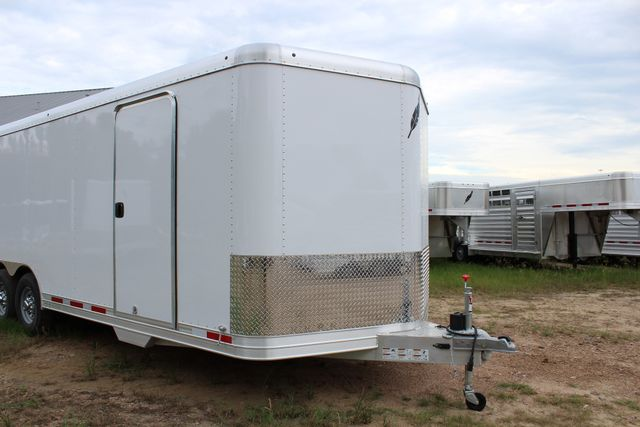 2018 Featherlite 4926 - 24 24' Enclosed Car/ Utility CONROE, TX 3