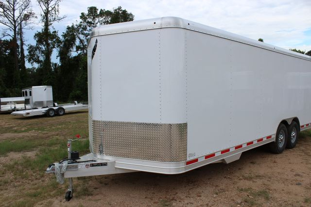 2018 Featherlite 4926 - 24 24' Enclosed Car/ Utility CONROE, TX 5